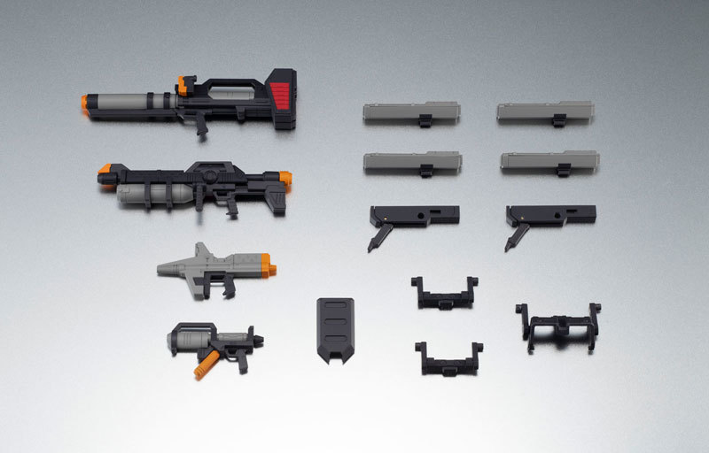 ROBOT魂 〈SIDE MS〉連邦軍武器セットFIGURE-045274_01