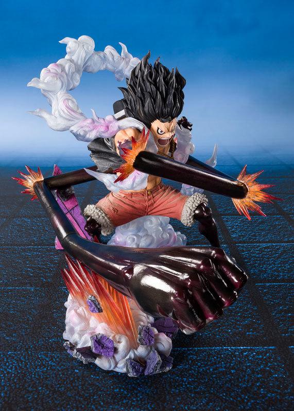 フィギュアーツZERO モンキー・D・ルフィ ギア4 -スネイクマン・王蛇-FIGURE-045283_02