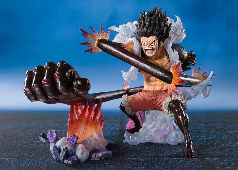 フィギュアーツZERO モンキー・D・ルフィ ギア4 -スネイクマン・王蛇-FIGURE-045283_04