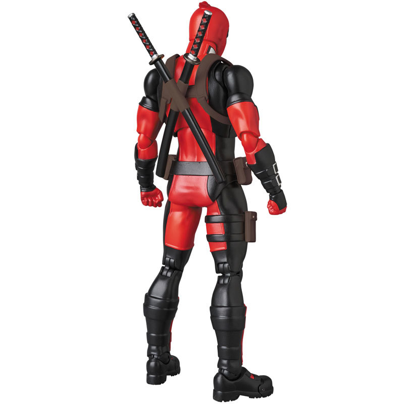 マフェックス MAFEX DEADPOOL(GURIHIRU ARTFIGURE-041794_05