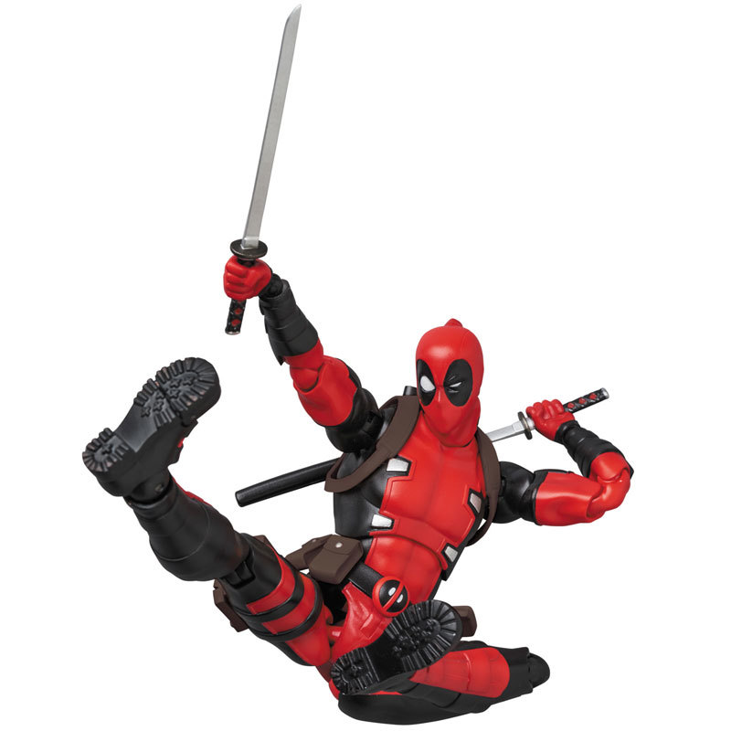 マフェックス MAFEX DEADPOOL(GURIHIRU ARTFIGURE-041794_07