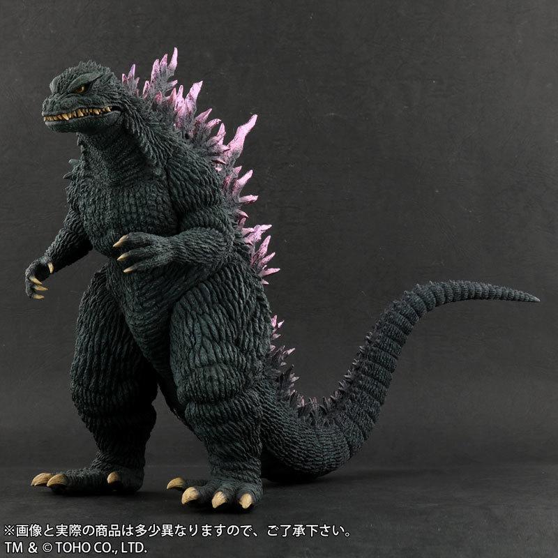 東宝大怪獣シリーズ ゴジラ(1999) 完成品フィギュアFIGURE-046812_01