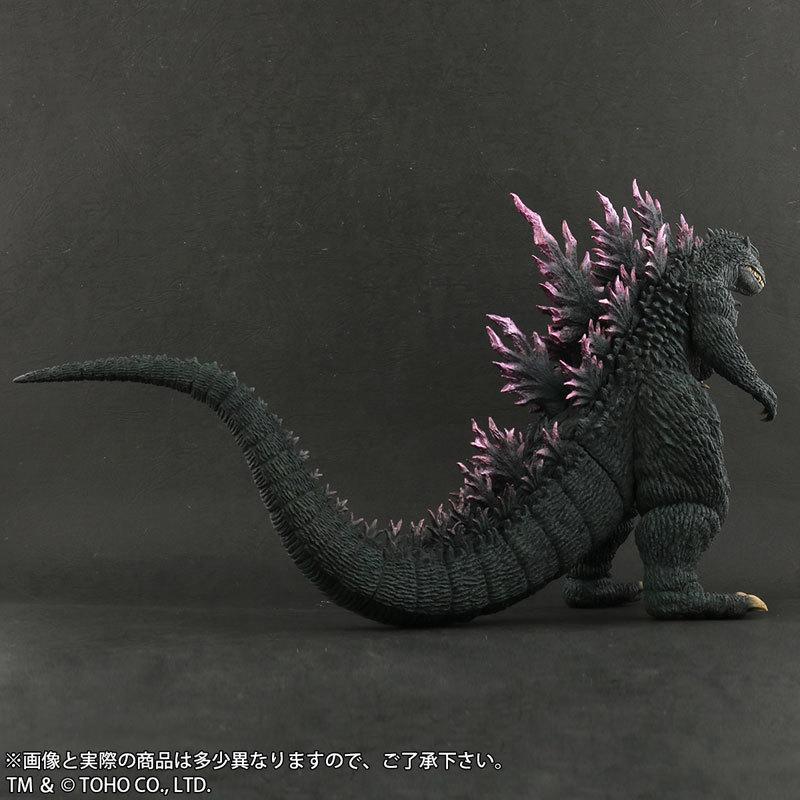 東宝大怪獣シリーズ ゴジラ(1999) 完成品フィギュアFIGURE-046812_02
