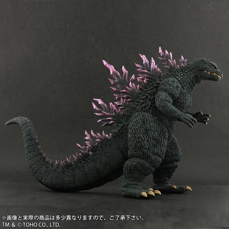 東宝大怪獣シリーズ ゴジラ(1999) 完成品フィギュアFIGURE-046812_03