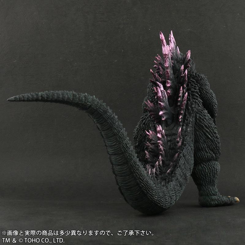 東宝大怪獣シリーズ ゴジラ(1999) 完成品フィギュアFIGURE-046812_04