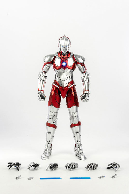 ULTRAMAN SUIT (Anime Version) 可動フィギュアFIGURE-047421_01