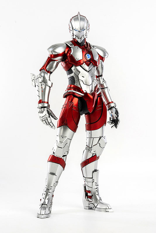 ULTRAMAN SUIT (Anime Version) 可動フィギュアFIGURE-047421_02