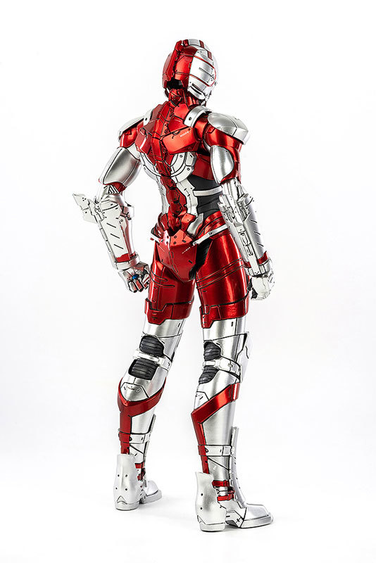 ULTRAMAN SUIT (Anime Version) 可動フィギュアFIGURE-047421_03