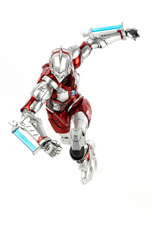 ULTRAMAN SUIT (Anime Version) 可動フィギュアFIGURE-047421_06