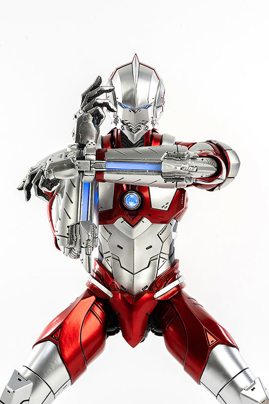 ULTRAMAN SUIT (Anime Version) 可動フィギュアFIGURE-047421_07