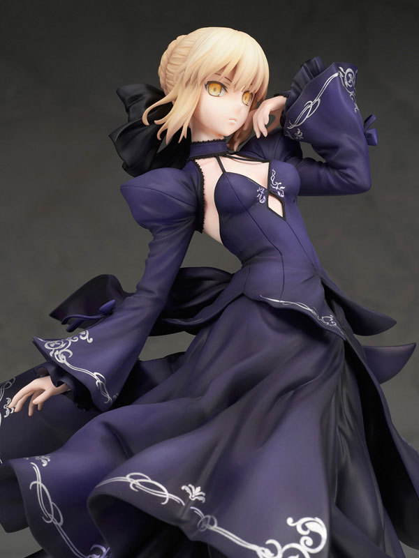 FateGrand Order セイバーアルトリア・ペンドラゴン[オルタ] ドレスFIGURE-018718_03