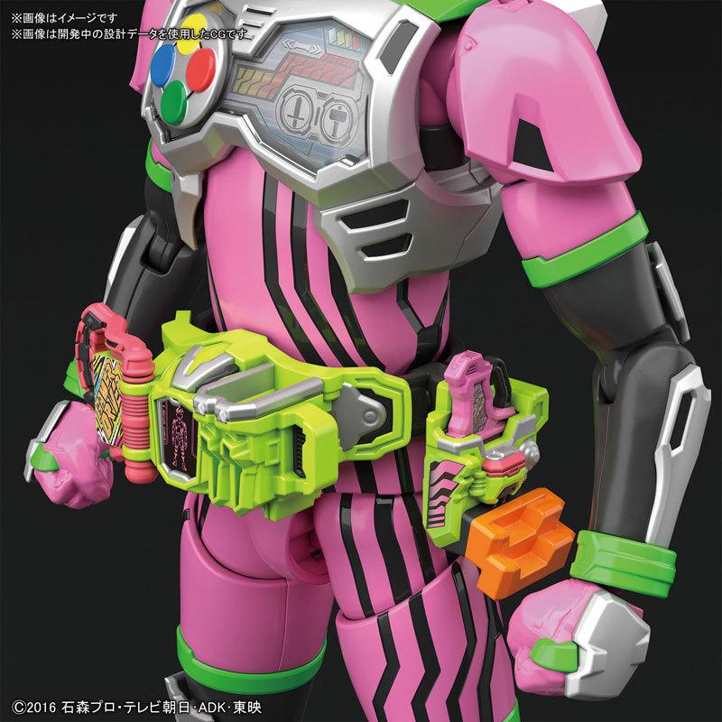 Figure-rise Standard 仮面ライダーエグゼイド アクションゲーマー レベル2 プラモデルFIGURE-047674_06