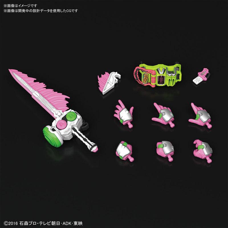 Figure-rise Standard 仮面ライダーエグゼイド アクションゲーマー レベル2 プラモデルFIGURE-047674_07