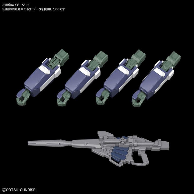 HGUC 1144 シルヴァ・バレト・サプレッサー プラモデルTOY-GDM-4181_06