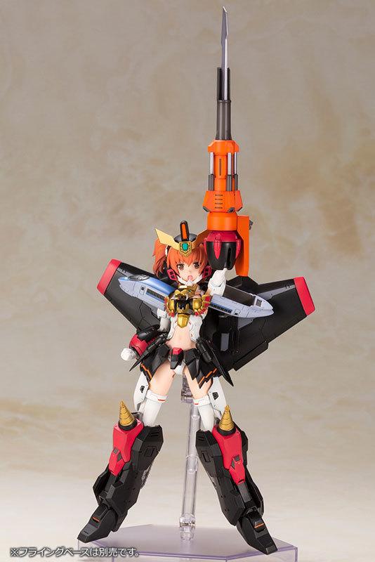 クロスフレーム・ガール 勇者王ガオガイガー ガオガイガー プラモデルFIGURE-045120_14