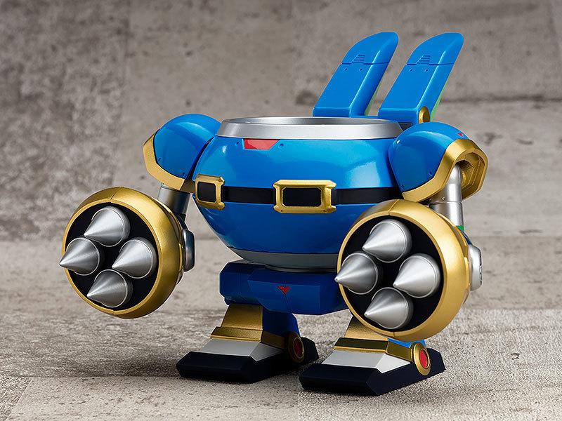 ねんどろいどもあ ロックマンX シリーズ ライドアーマー・ラビットFIGURE-043702_01