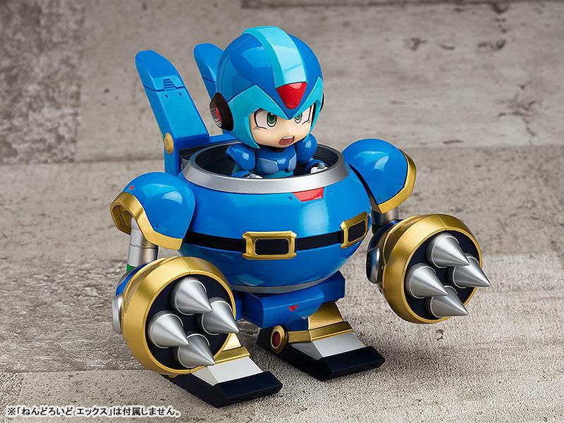 ねんどろいどもあ ロックマンX シリーズ ライドアーマー・ラビットFIGURE-043702_04
