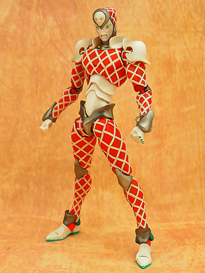 超像可動 キング・クリムゾン48
