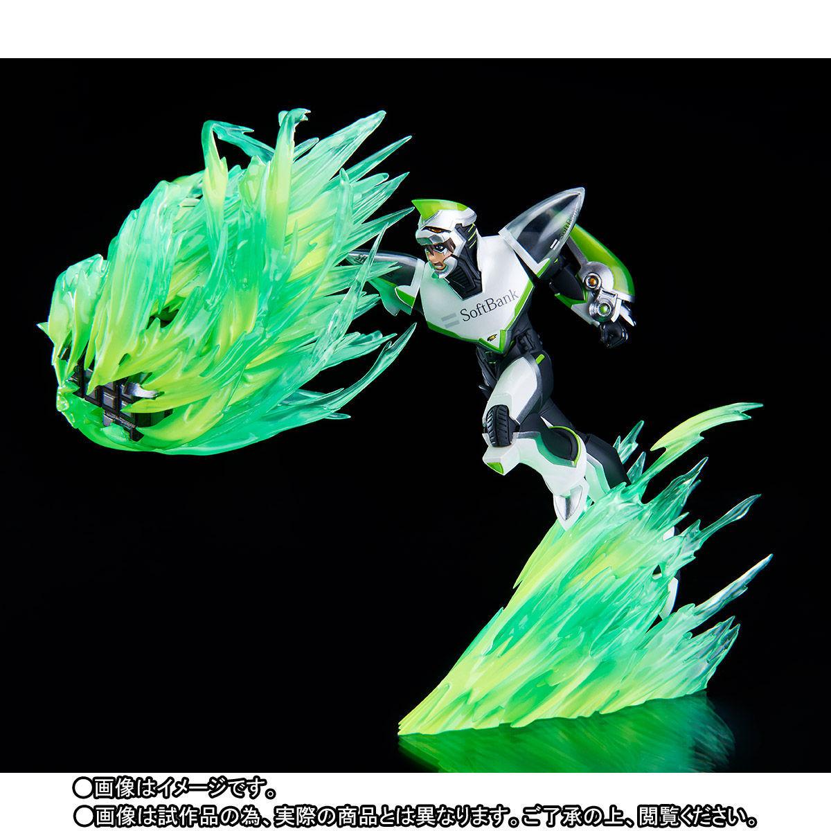 フィギュアーツZERO ワイルドタイガー -BATTLE STYLE-_3