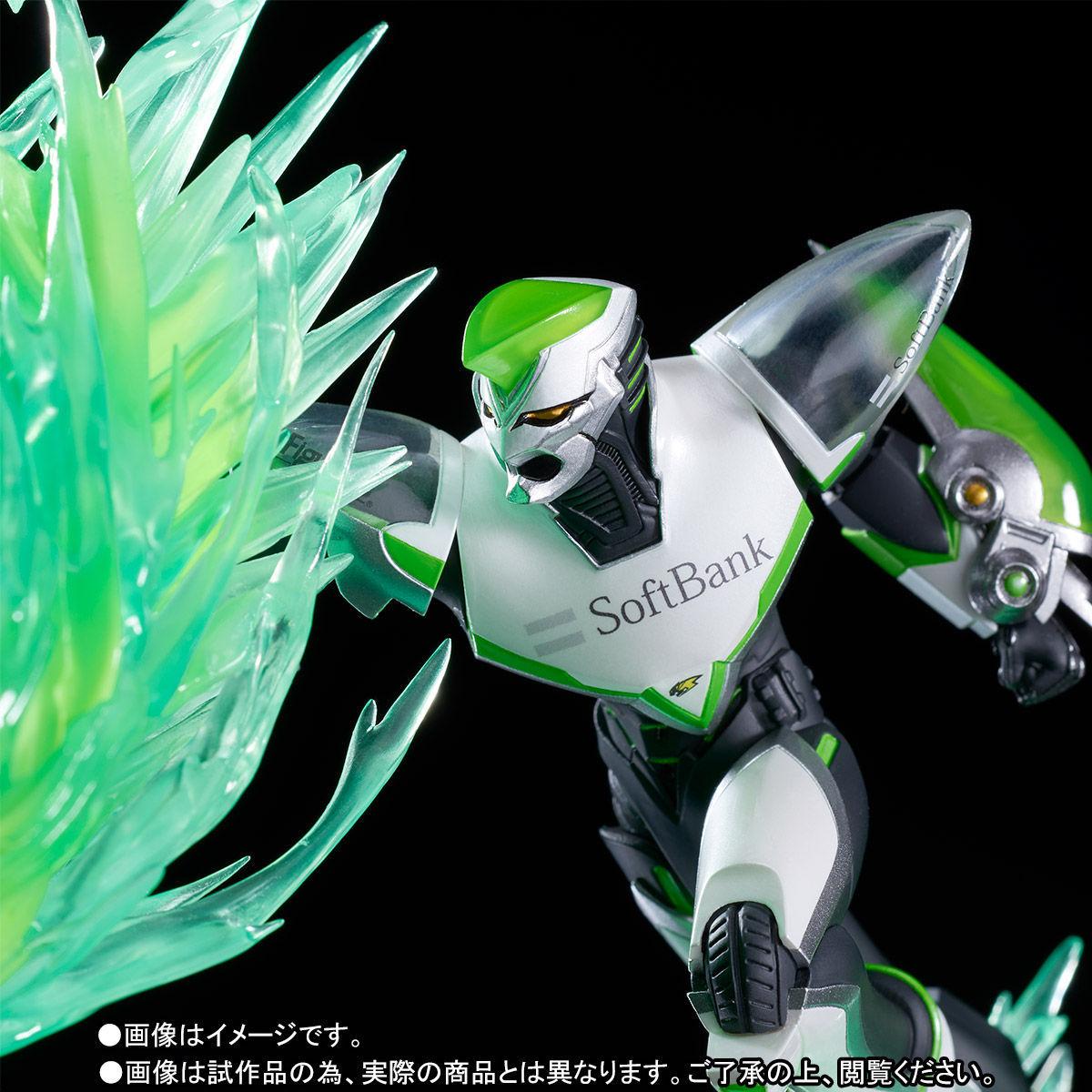 フィギュアーツZERO ワイルドタイガー -BATTLE STYLE-2