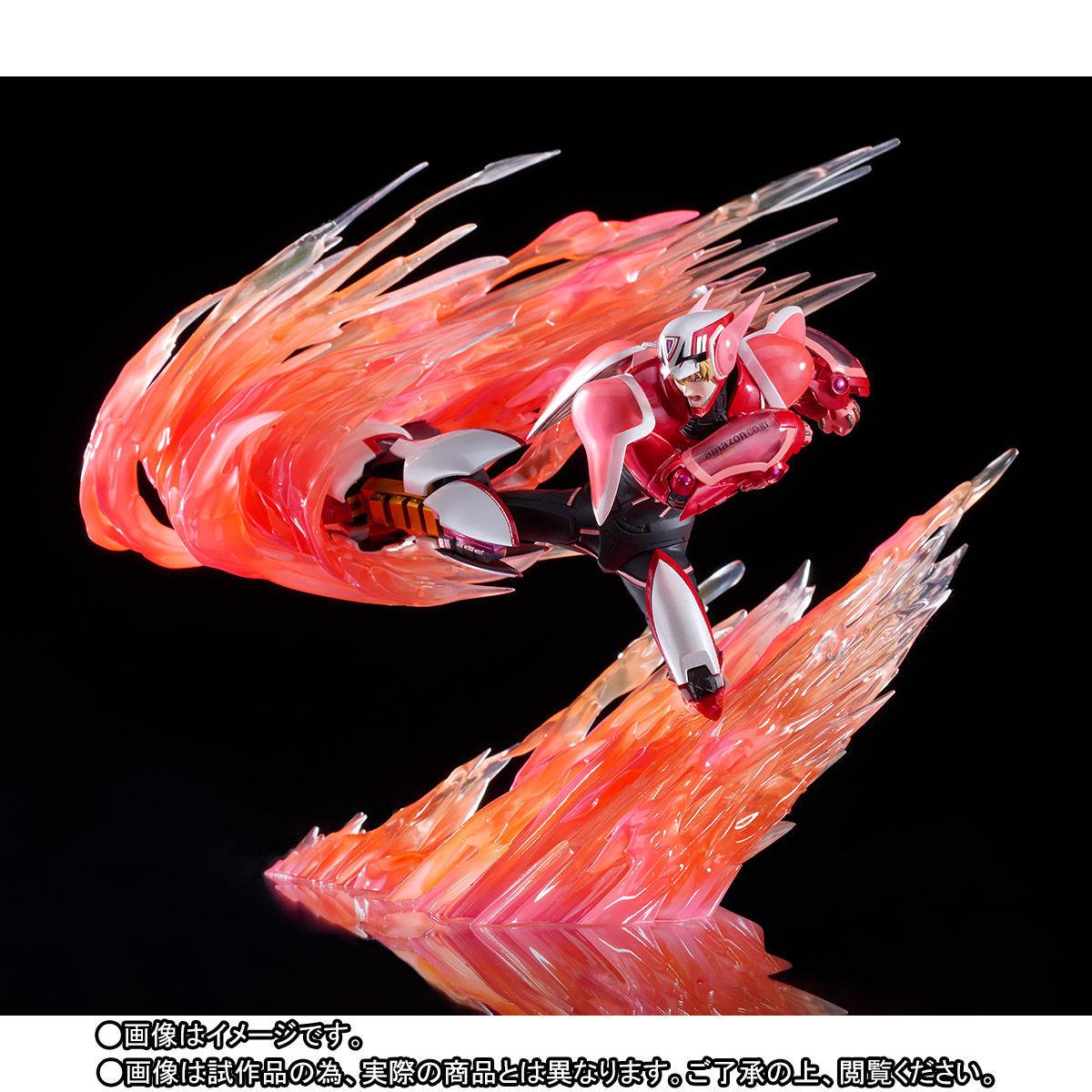 フィギュアーツZERO バーナビー・ブルックスJr -BATTLE STYLE-3