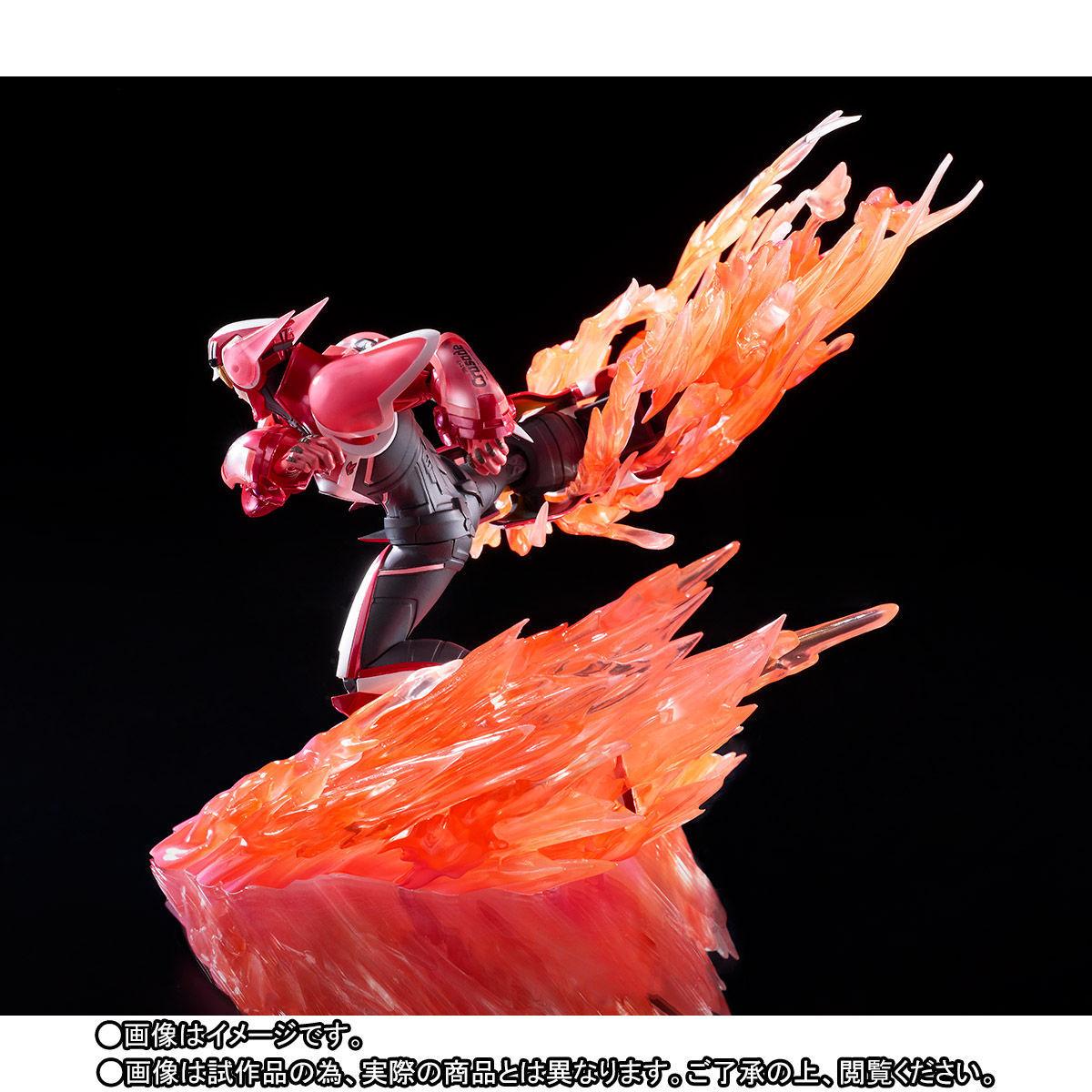 フィギュアーツZERO バーナビー・ブルックスJr -BATTLE STYLE-4