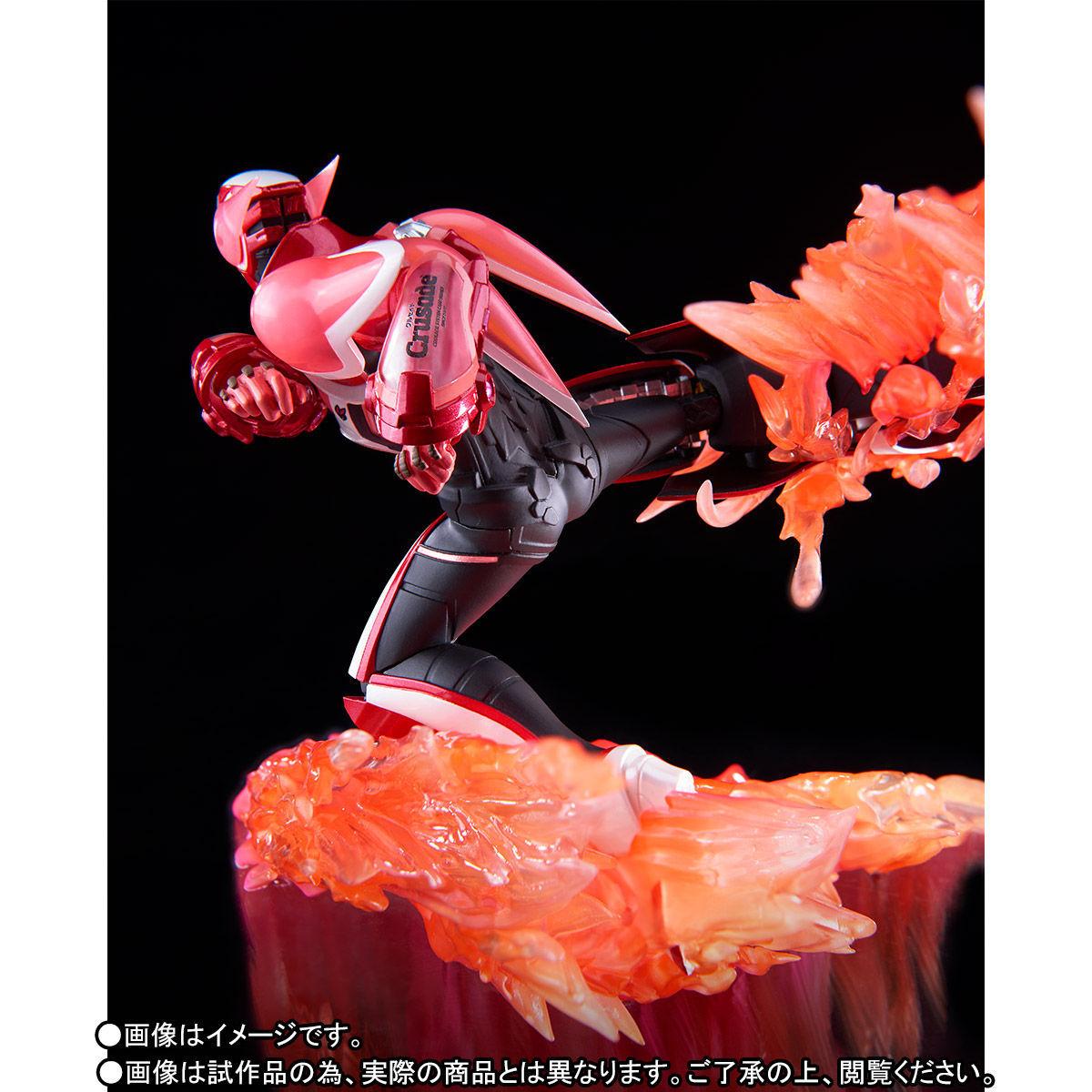フィギュアーツZERO バーナビー・ブルックスJr -BATTLE STYLE-5