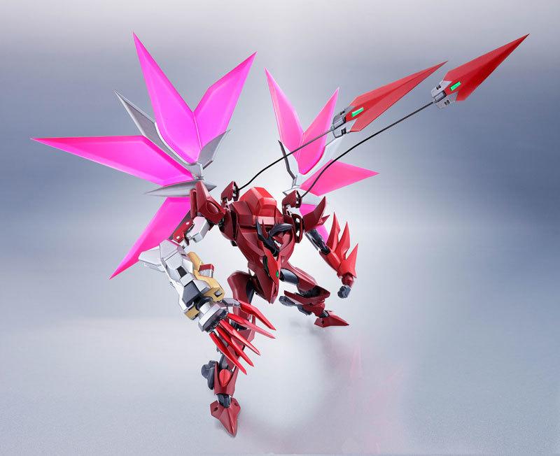 ROBOT魂 〈SIDE KMF〉 紅蓮特式FIGURE-046044_05