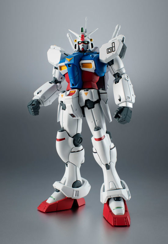 ROBOT魂〈SIDE MS〉 RX-78GP01 ガンダム試作1号機FIGURE-046743_01