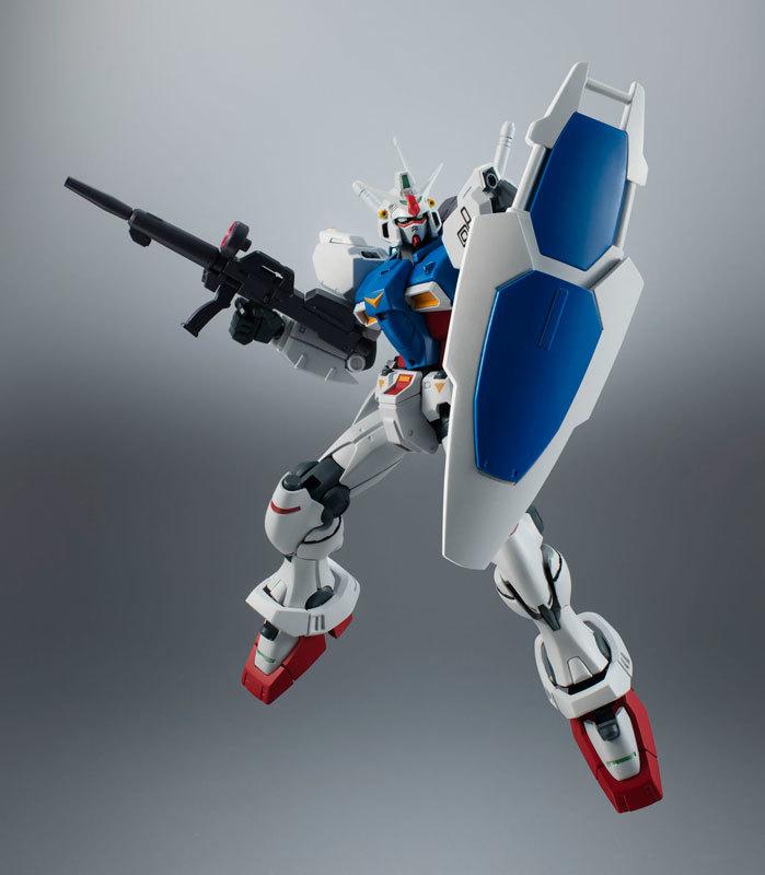 ROBOT魂〈SIDE MS〉 RX-78GP01 ガンダム試作1号機FIGURE-046743_04