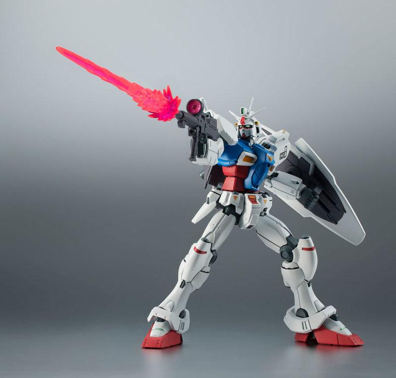 ROBOT魂〈SIDE MS〉 RX-78GP01 ガンダム試作1号機FIGURE-046743_05