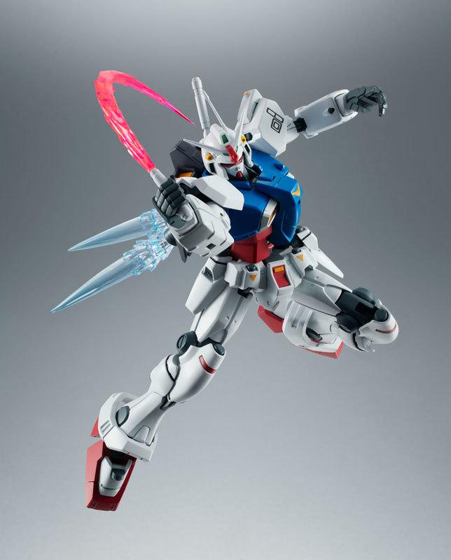 ROBOT魂〈SIDE MS〉 RX-78GP01 ガンダム試作1号機FIGURE-046743_06