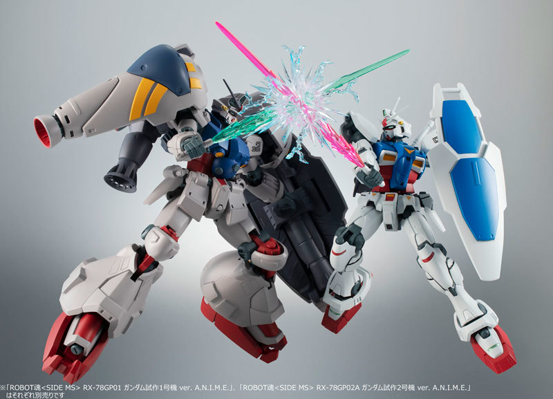 ROBOT魂〈SIDE MS〉 RX-78GP01 ガンダム試作1号機FIGURE-046743_07