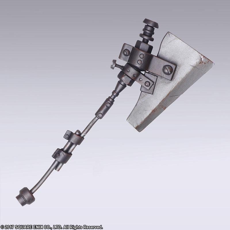 ニーア オートマタ ブリングアーツ トレーディングウェポンコレクションGOODS-00276027_08