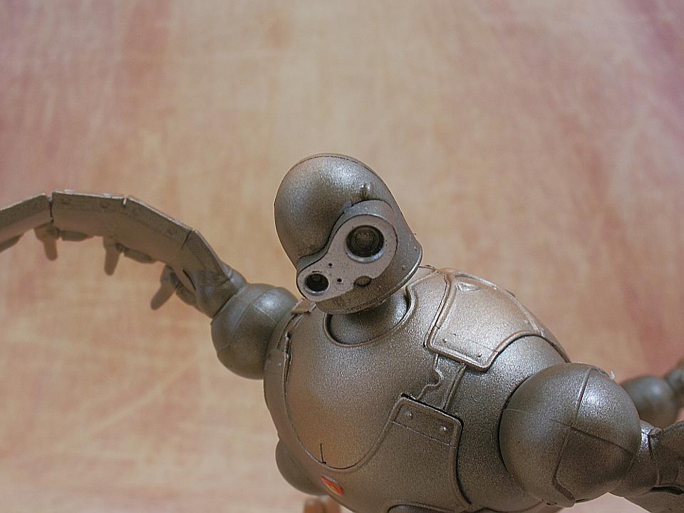 想造ガレリア ロボット兵18