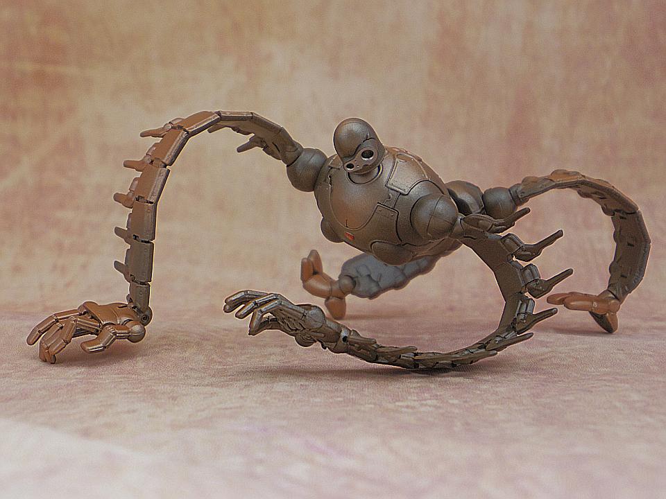 想造ガレリア ロボット兵2