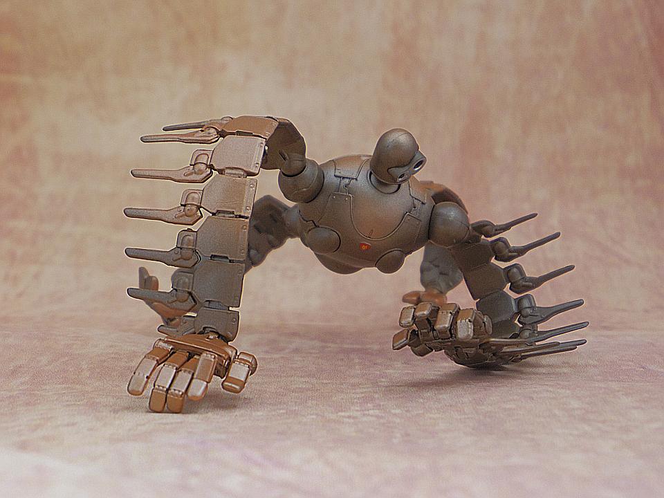 想造ガレリア ロボット兵3