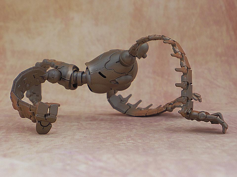 想造ガレリア ロボット兵5