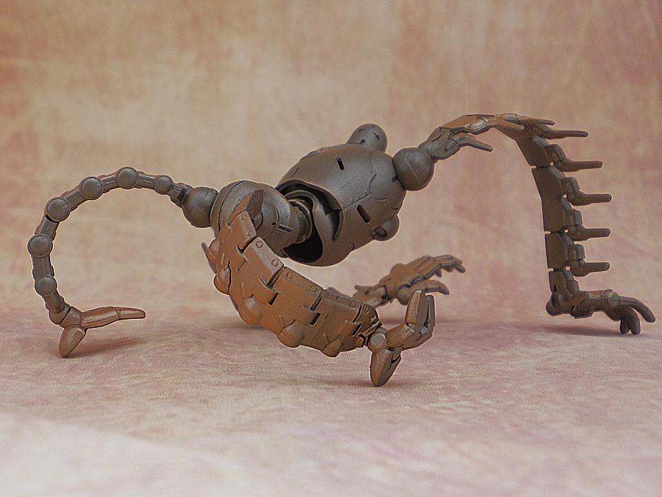 想造ガレリア ロボット兵6