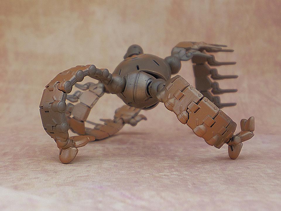 想造ガレリア ロボット兵7