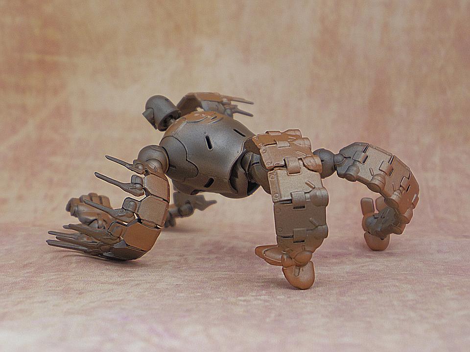 想造ガレリア ロボット兵8