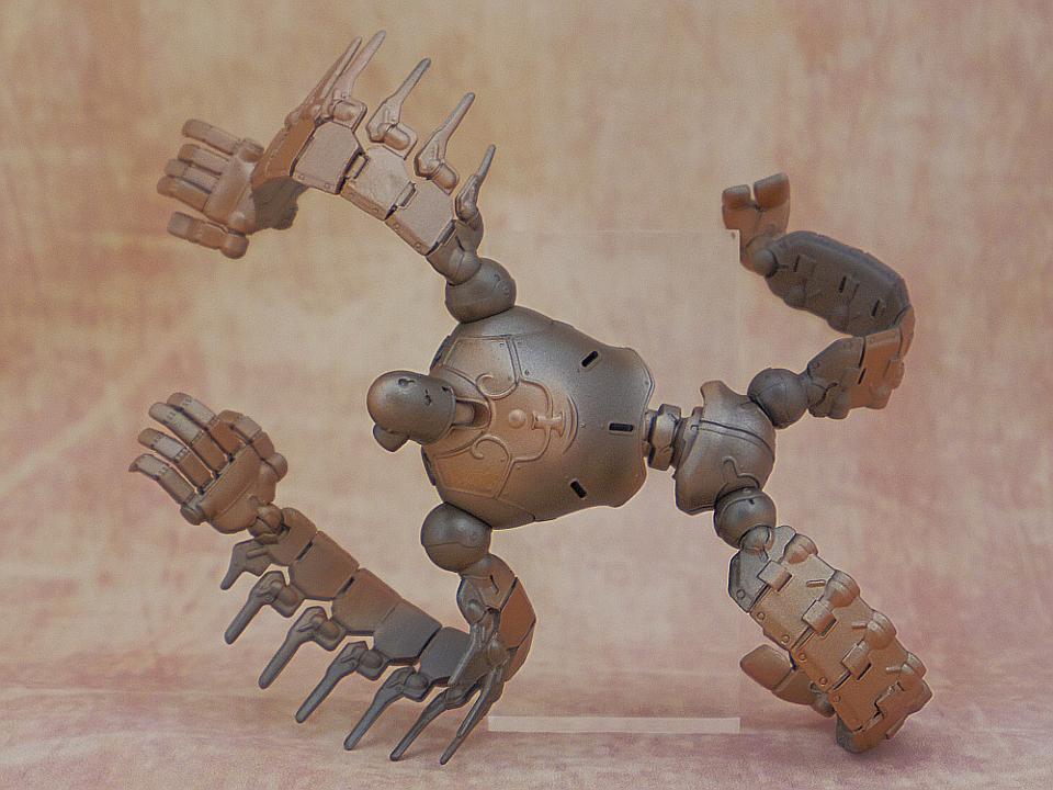 想造ガレリア ロボット兵9