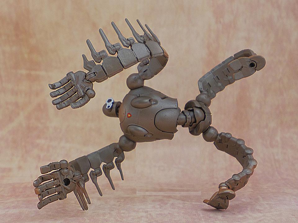 想造ガレリア ロボット兵10