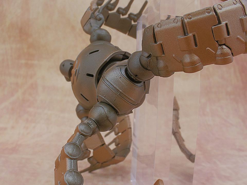 想造ガレリア ロボット兵27