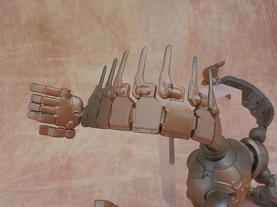 想造ガレリア ロボット兵28