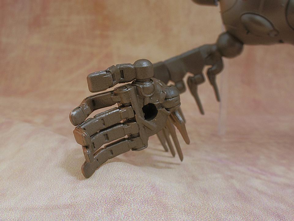 想造ガレリア ロボット兵31