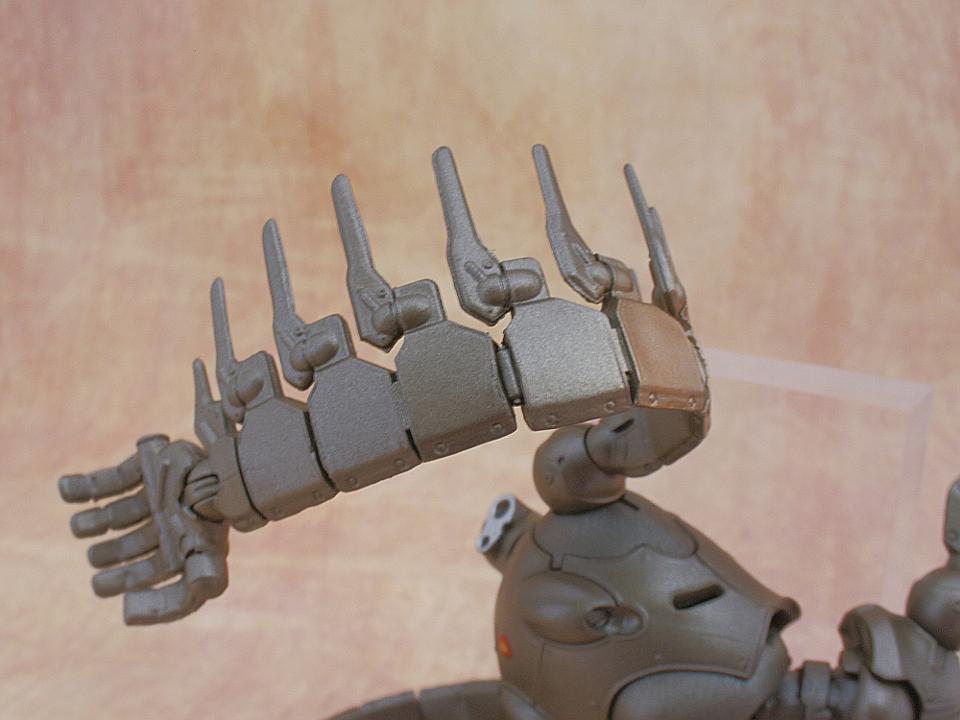 想造ガレリア ロボット兵34