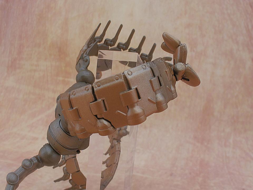 想造ガレリア ロボット兵36