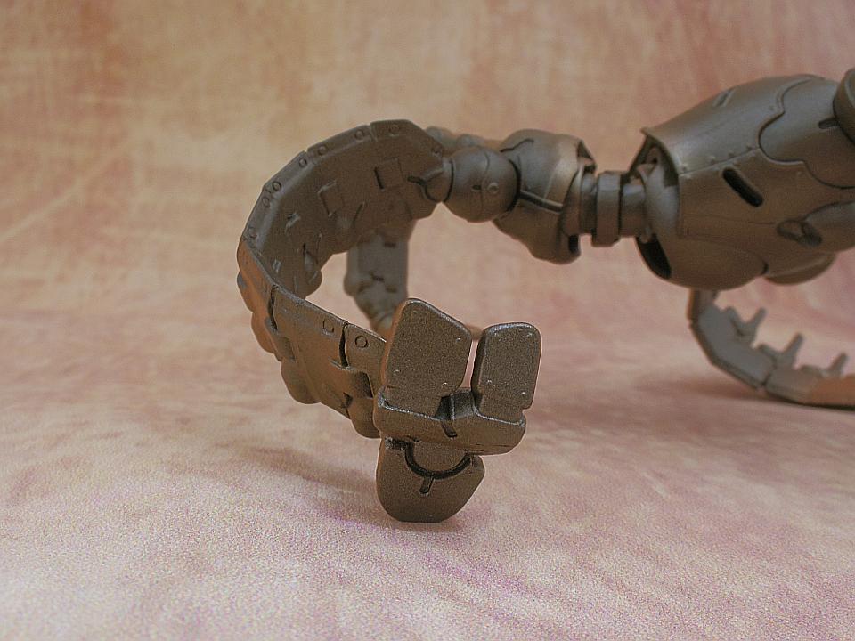 想造ガレリア ロボット兵38