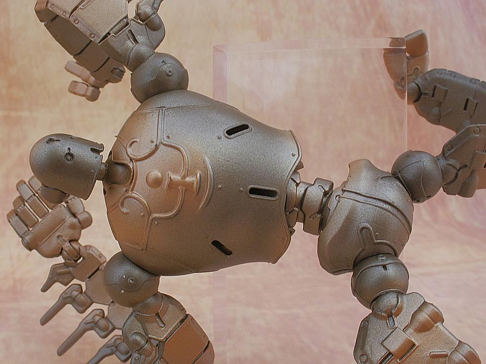 想造ガレリア ロボット兵21